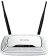 TP - LINK TL-WR841N Wireless N Router