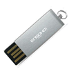USB FLASH ENSOHO EU-108 8GB Mầu bạc