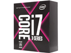CPU Intel Core i7 - 7740X 4.3 GHz Turbo 4.5 GHz / 8MB / 4 Cores, 8 Threads / socket 2066